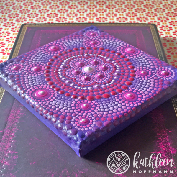 Violet Meditation