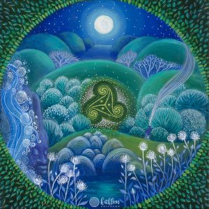 """Triskelion – Nightly Stillness"""